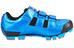 Cube MTB Pro Schuhe Unisex blue'n'flashred